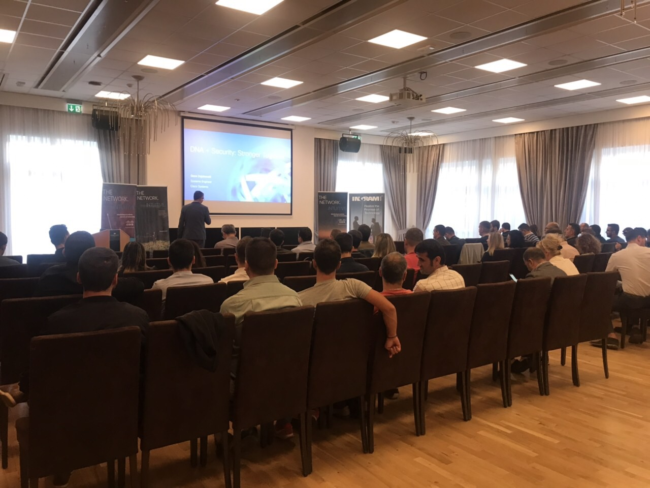 Cisco - ITD Event 17.10.2018