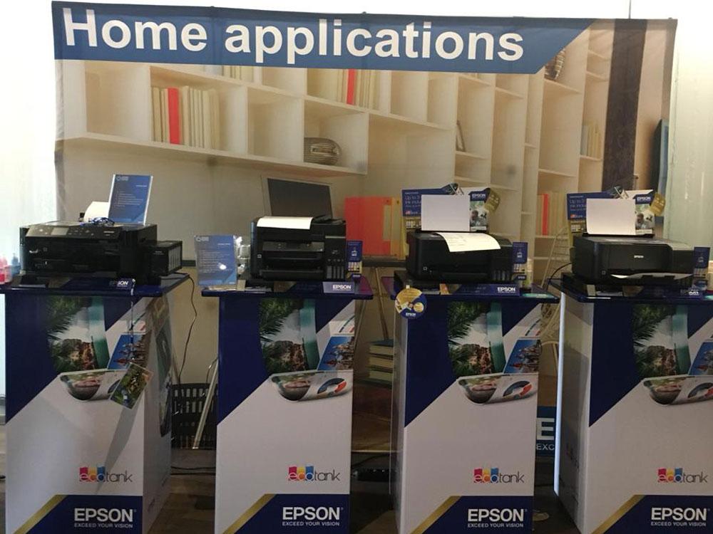Epson Showroom- 02.11.2018